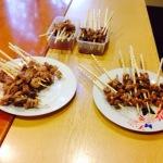 """Ç""BUN'Sキッチン〜ブンブン主催イベントで焼き鳥食わす:本番編"