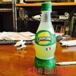 """""""Ç""""レモンジ-ナを飲んでみた。"""