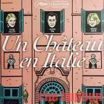 """Ç""【日本未公開フランス映画】Château en Italie(イタリアのある城で)"