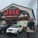 【食レポ】スパゲッティは運転できません!?「アップルおもちゃのまち」栃木のバブリーレストラン