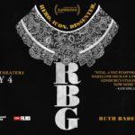 『RBG』本年度アカデミー賞最有力!米国最高裁判所女性判事ルース・ギンズバーグの人生