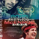 『ボルグ/マッケンロー 氷の男と炎の男』力技な演出が鼻につく