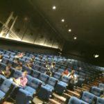 【釜山の映画館】Lotte Cinema Centum Cityドリンクホルダが動かせる!!